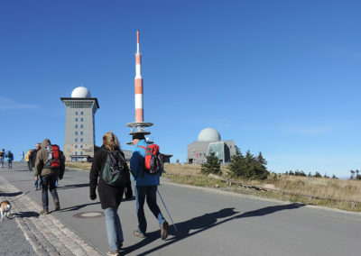 Brocken- Wandertour