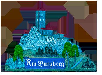 Ferienwohnung am Burgberg in Rübeland im Harz